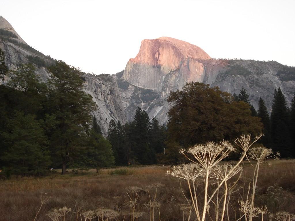 Vandring i Yosemite