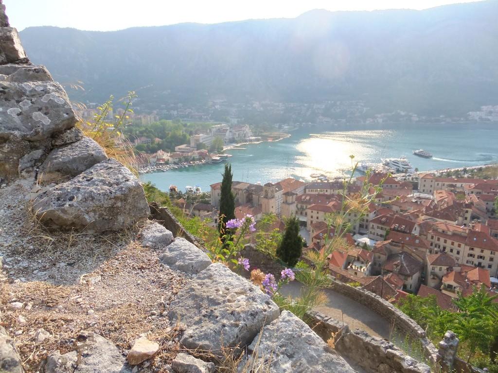 Dubrovnik och Montenegro