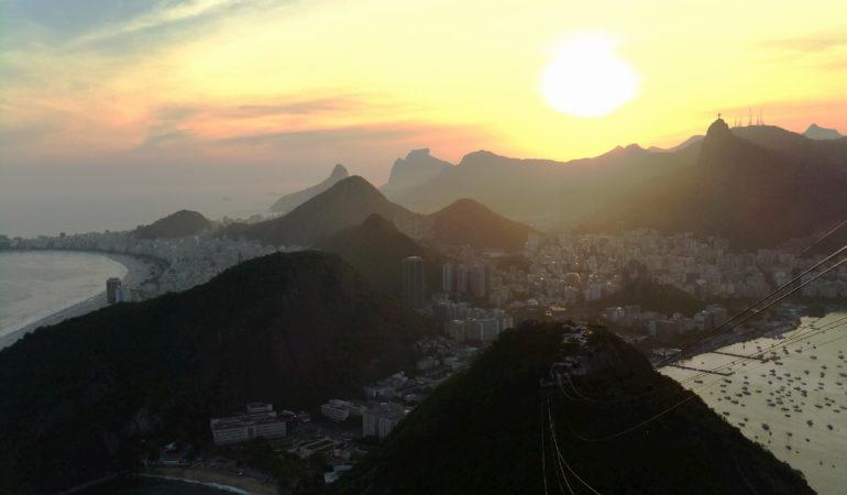 Brasilien och en knivsudd Argentina