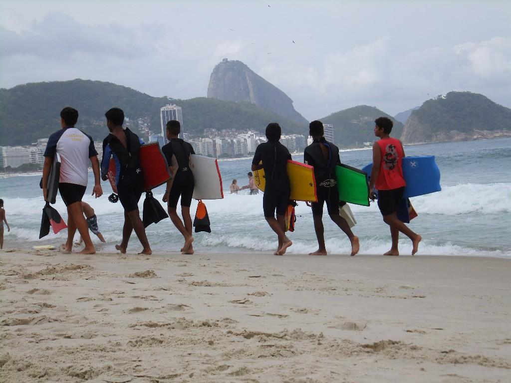 Världens bästa stränder - copacabana