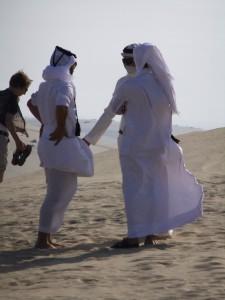 Oljeshejker i Qatar