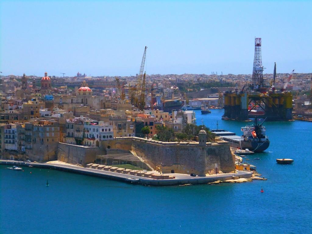 Valletta - vår resa till Malta och Gozo