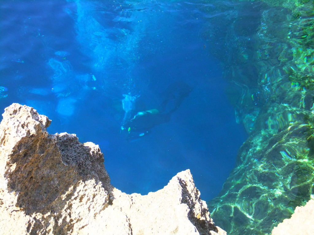 Dykare Gozo