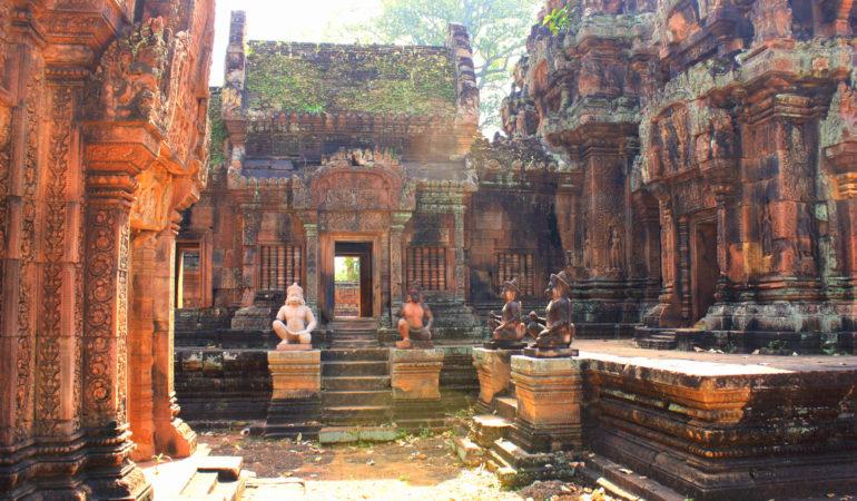 """Hur man """"gör"""" templen i Angkor Wat"""