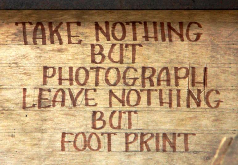regler för vandring