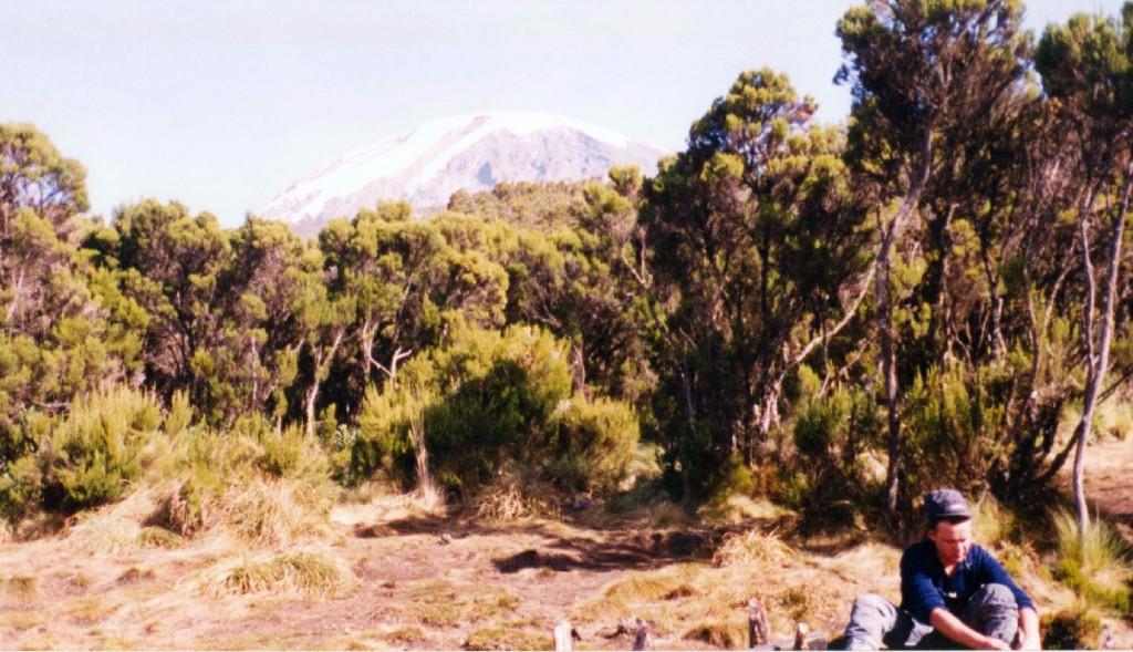 Att bestiga Kilimanjaro
