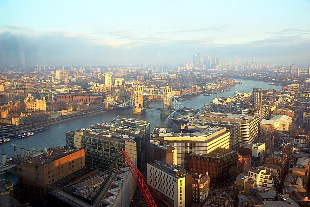 London årets resmål 2018