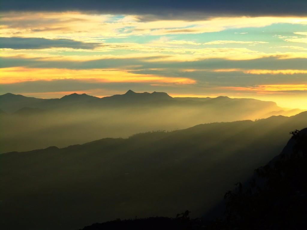 Att bestiga Adams Peak