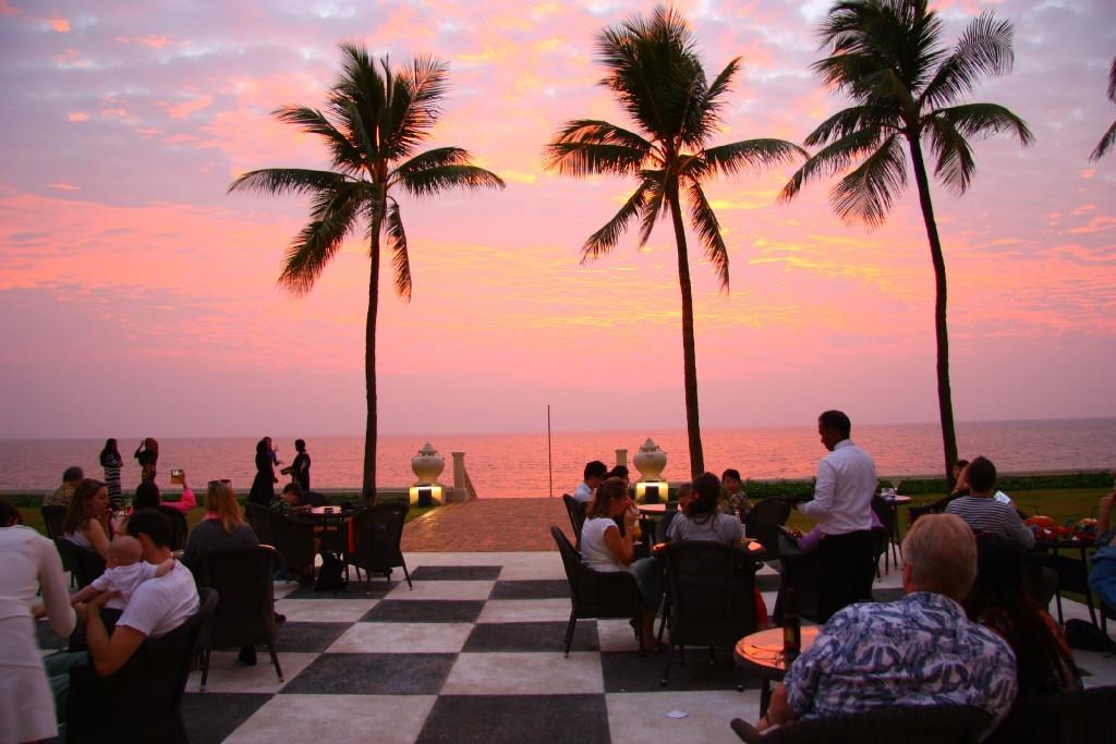 Galle Face Hotel- Colombo, Sri Lanka