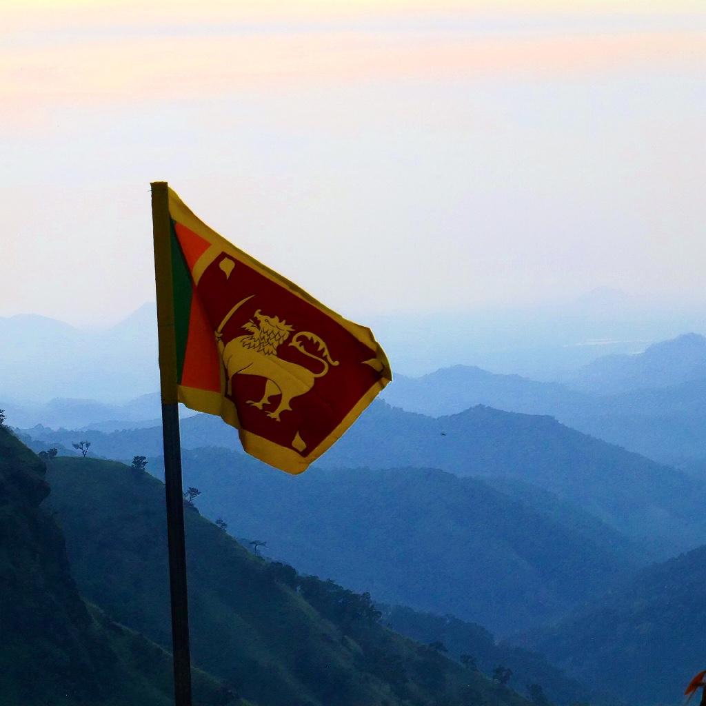 Guide till Sri Lanka
