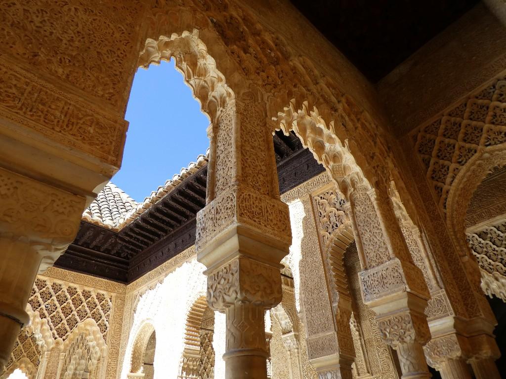 Guide till Alhambra
