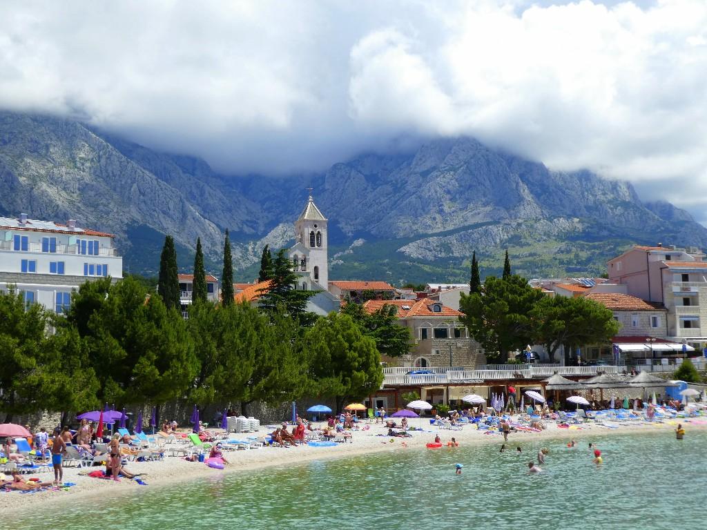 6 måsten i Kroatien
