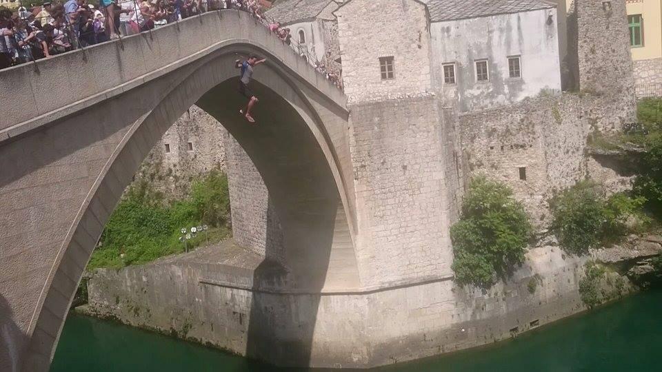 Mostar - höjdpunkter i gamla Östeuropa
