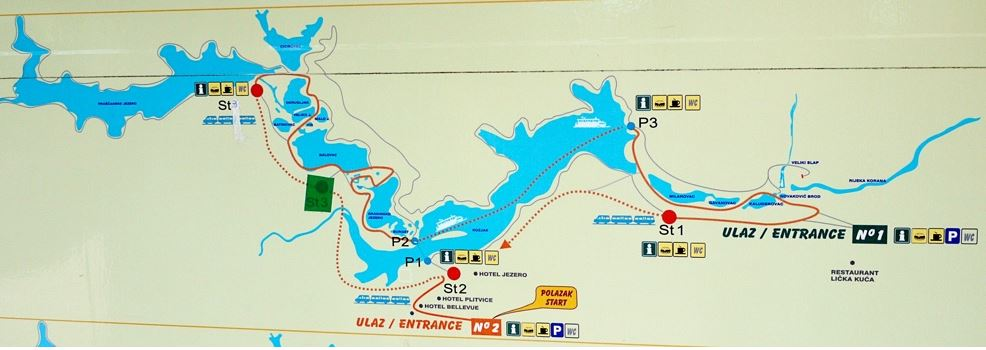 map-Plitvice-lakes