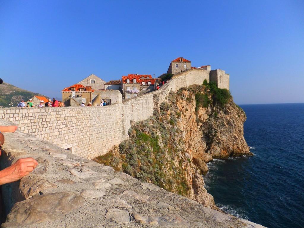 Dubrovnik- höjdpunkter i gamla Östeuropa