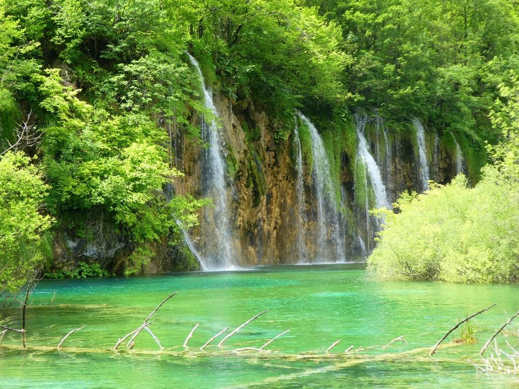 se och göra i Kroatien plitivce