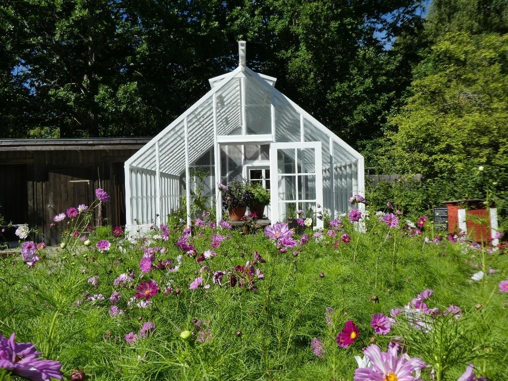 Bästa stoppen längs E4:an genom Norrland Wij trädgårdar