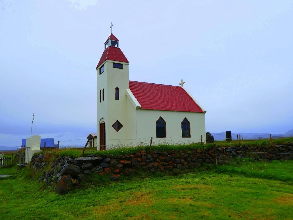 vägar på Island