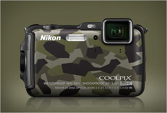 kameror på resa nikon coolpix