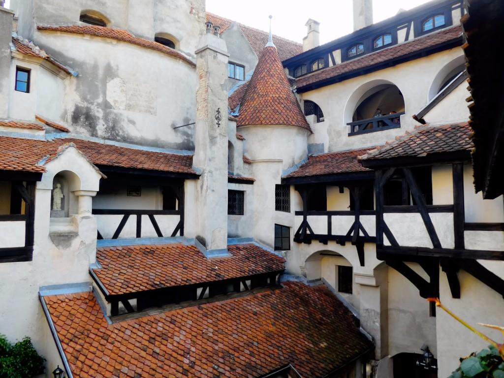 Greve Dracula's Transsylvanien – att resa till en myt