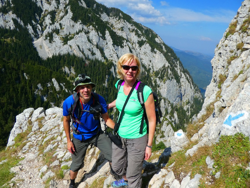 reseåret 2016 vandring Transsylvanien