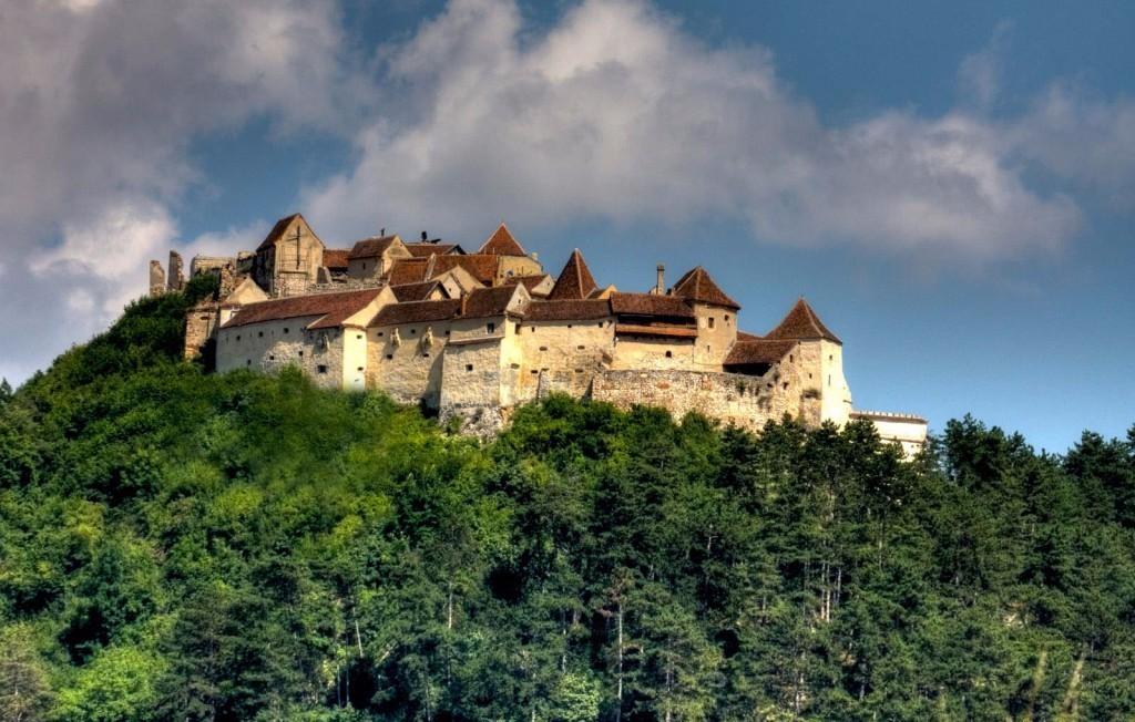 rasnov-fortress1 resa till Transsylvanien