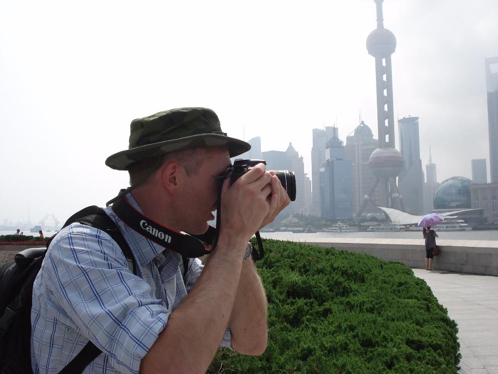 shanghai överraskningsresa
