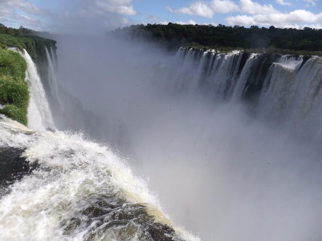 Bästa Höstlovsresorna: Iguacu-fallen