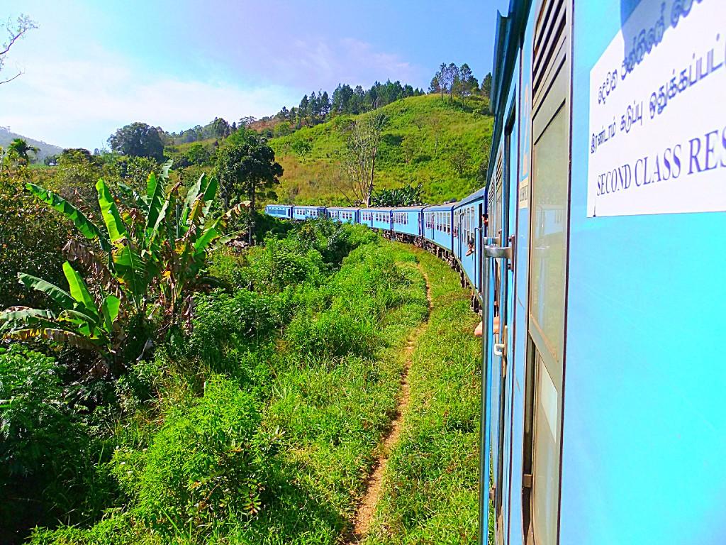 Bästa tiden att åka till Sri Lanka