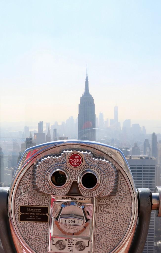 resa till new york pris