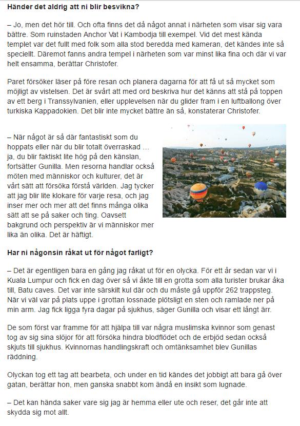 4000mil i Västerbottens-Kuriren