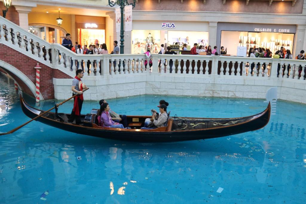 Parissyndromet – om ett eget litet plast-Europa i Macau
