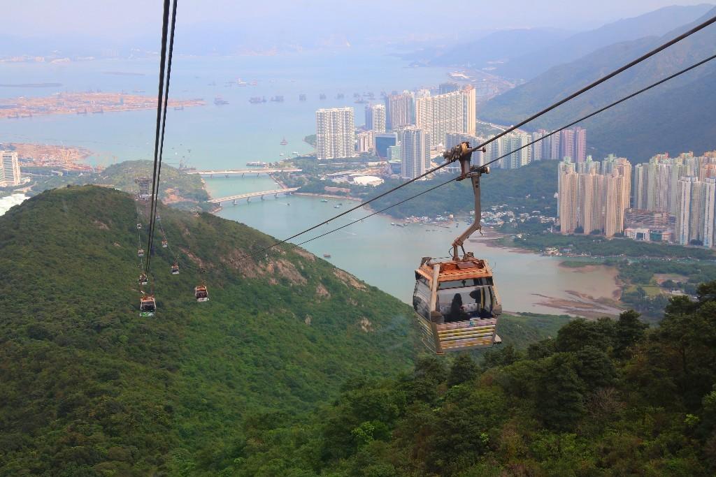 Guide till Hong Kong