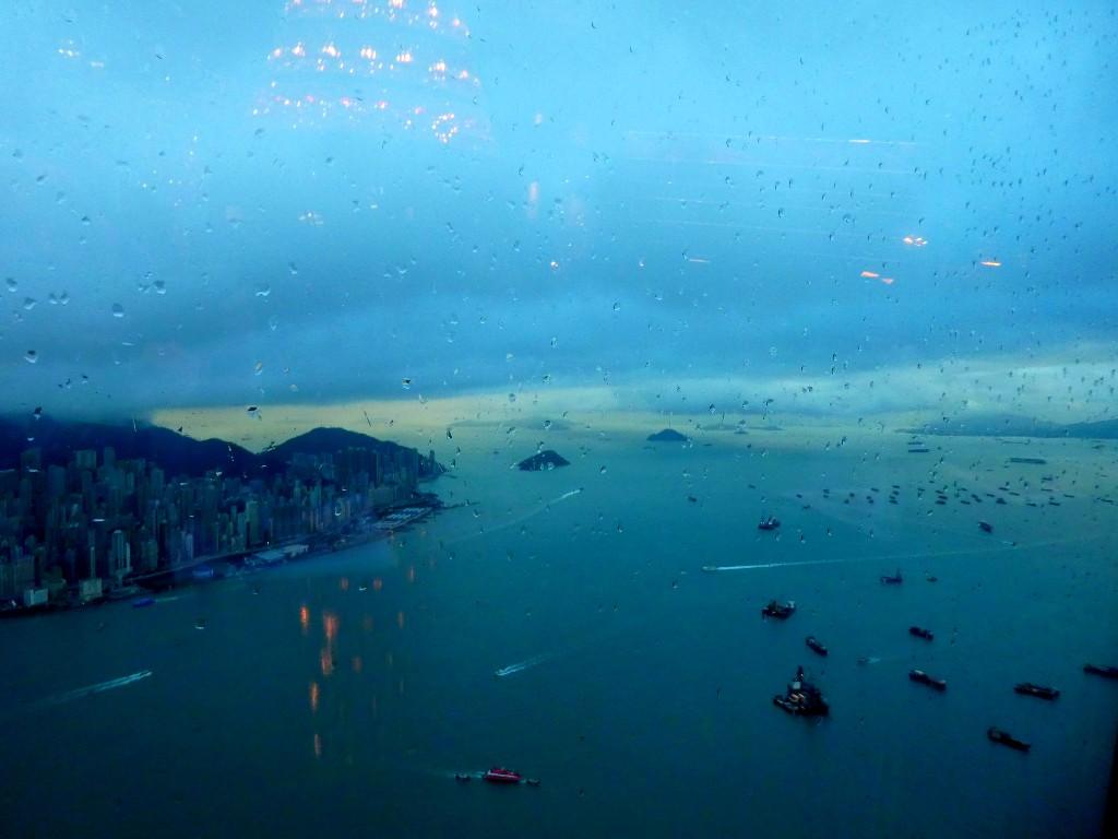 Afternoon Tea i Hong Kong