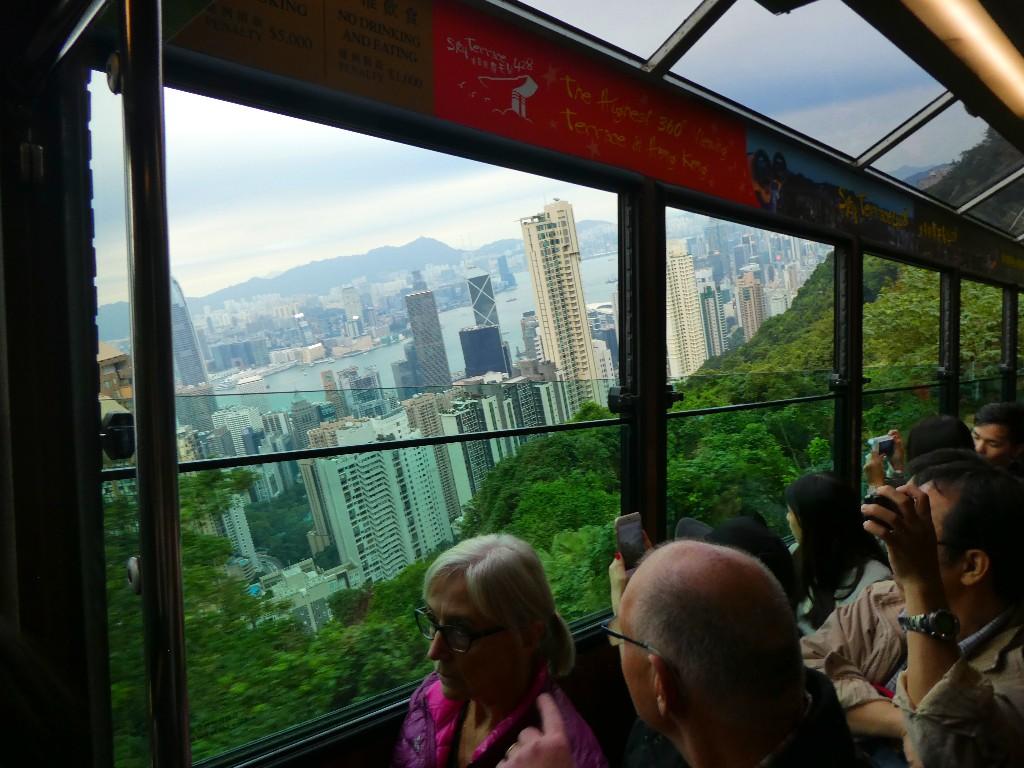 Hong Kongs bästa utsiktspunkter