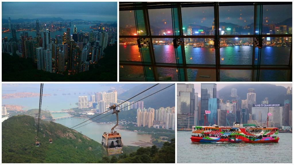 Hong Kong är det nya New York