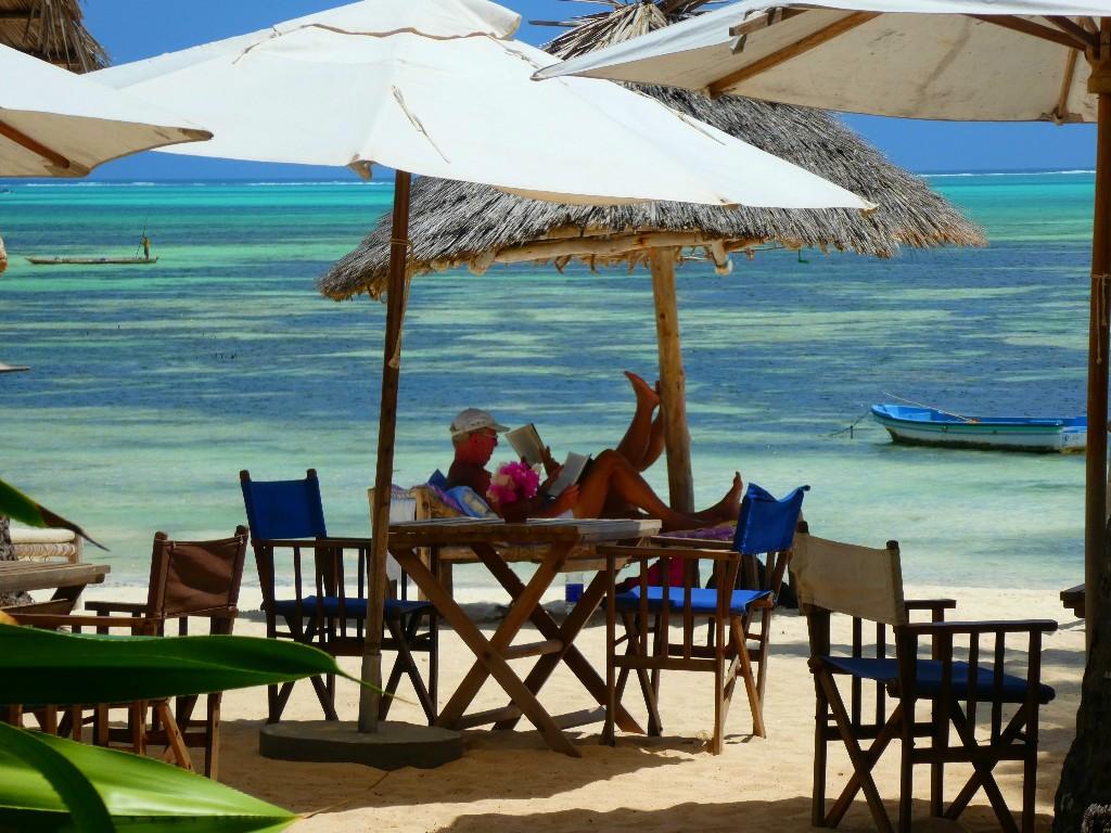 Våra hotell på Zanzibar och vad vi tyckte om dem