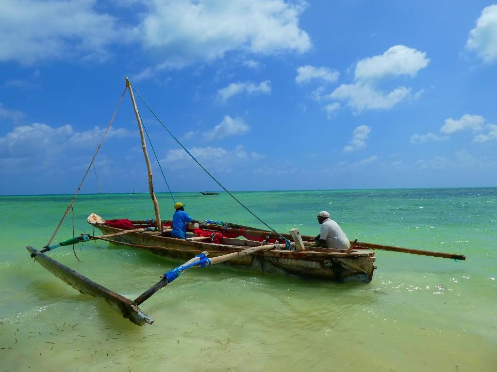 Vår resa till Zanzibar