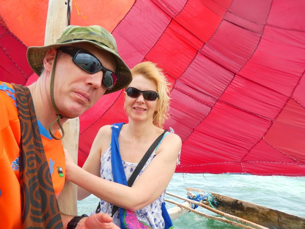 Guide till Zanzibar