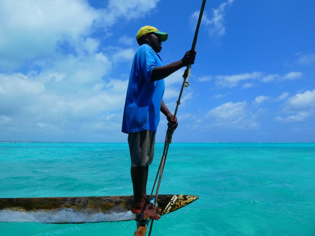 Utflykter på Zanzibar dhow