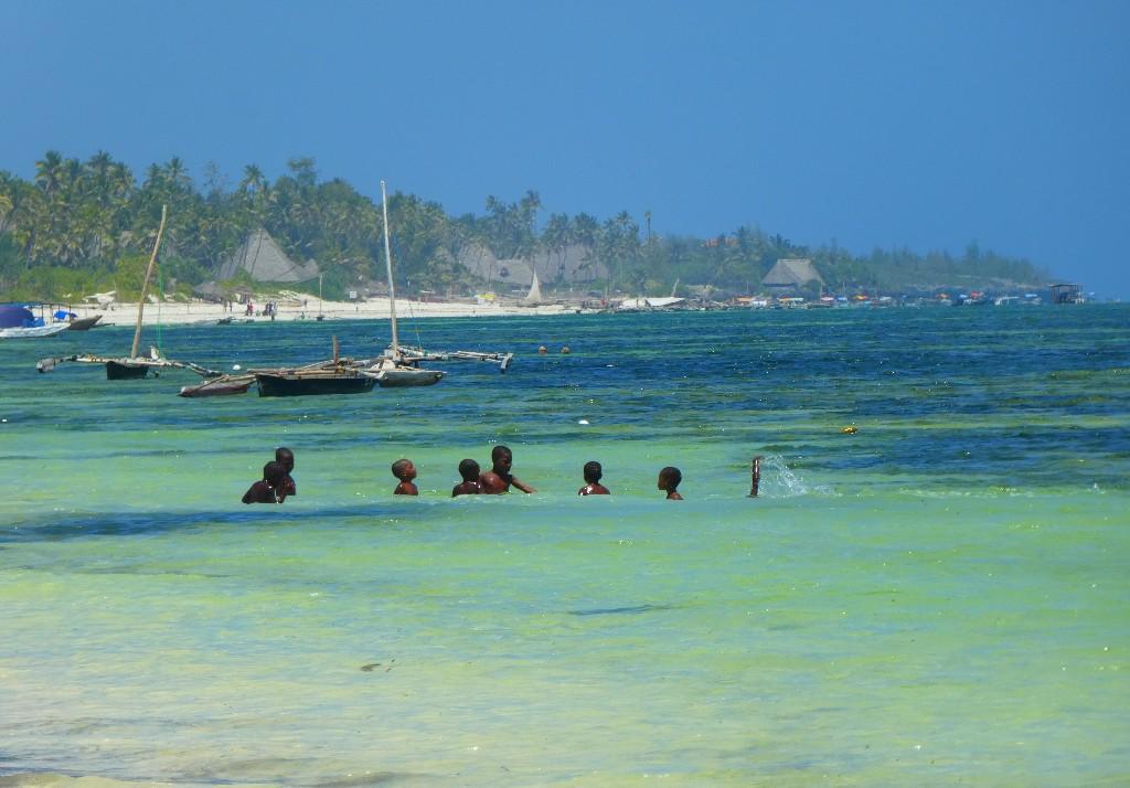 bäst att bo på Zanzibar Matemwe