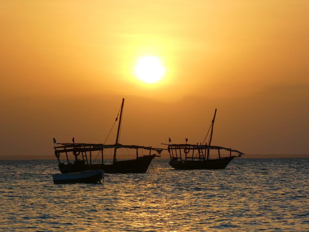 bäst att bo på Zanzibar kendwa