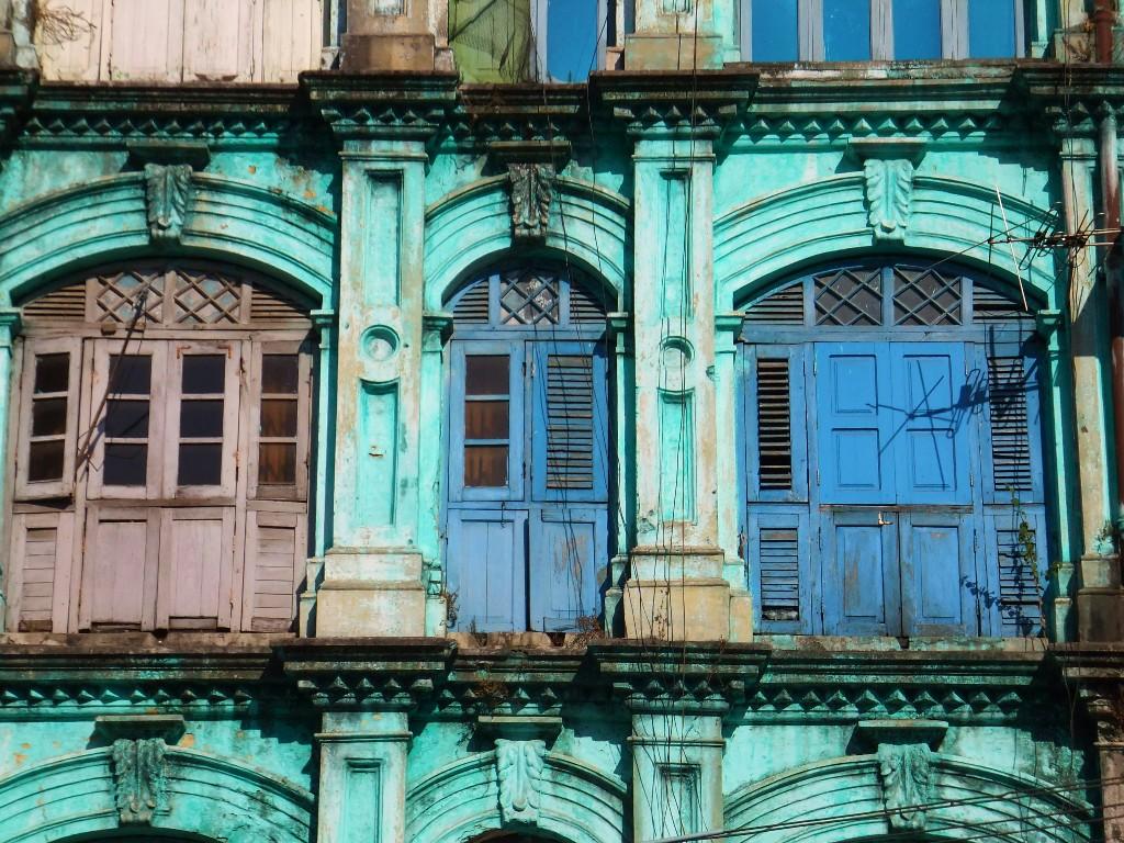 3 riktigt charmiga koloniala karameller: Galle, Stone Town och Yangon