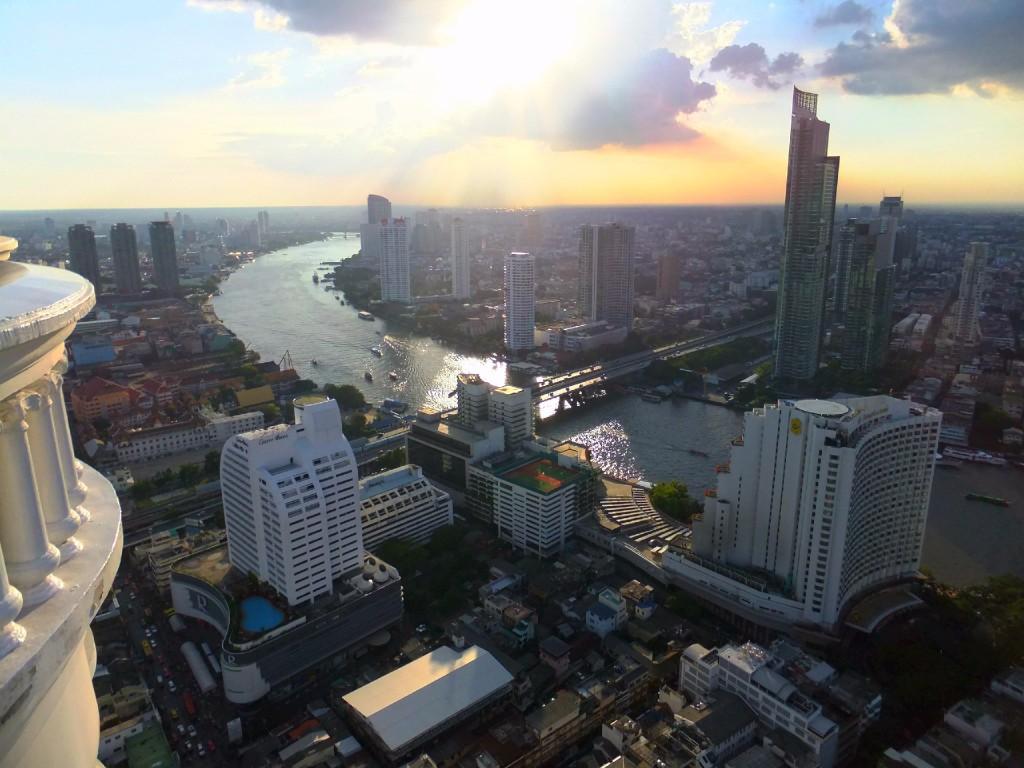 Var ska man bo i Bangkok?