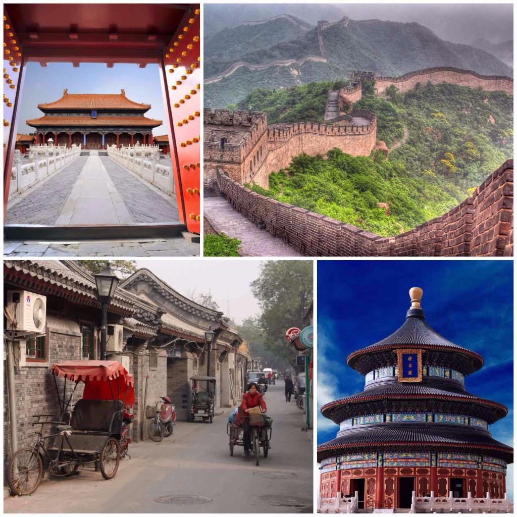 Sevärdheter i Peking