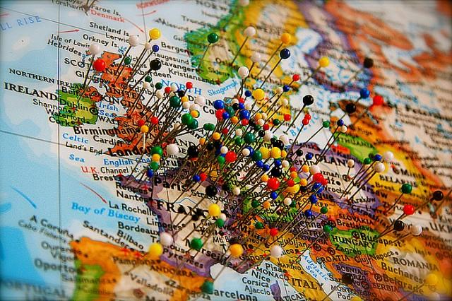 Det här med drömmar och listor och att till slut bestämma sig vart nästa resa ska gå