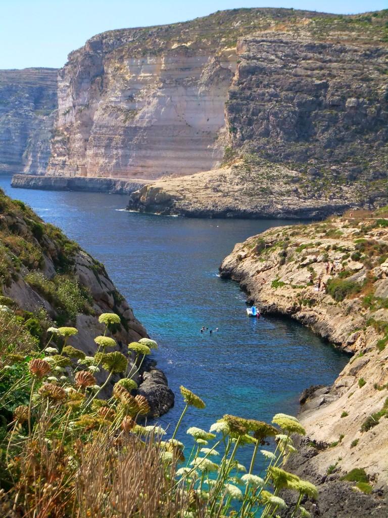 Bästa sommarresorna - Gozo Xlendi