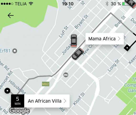 Nu har vi testat Uber – och förstås fallit totalt för konceptet