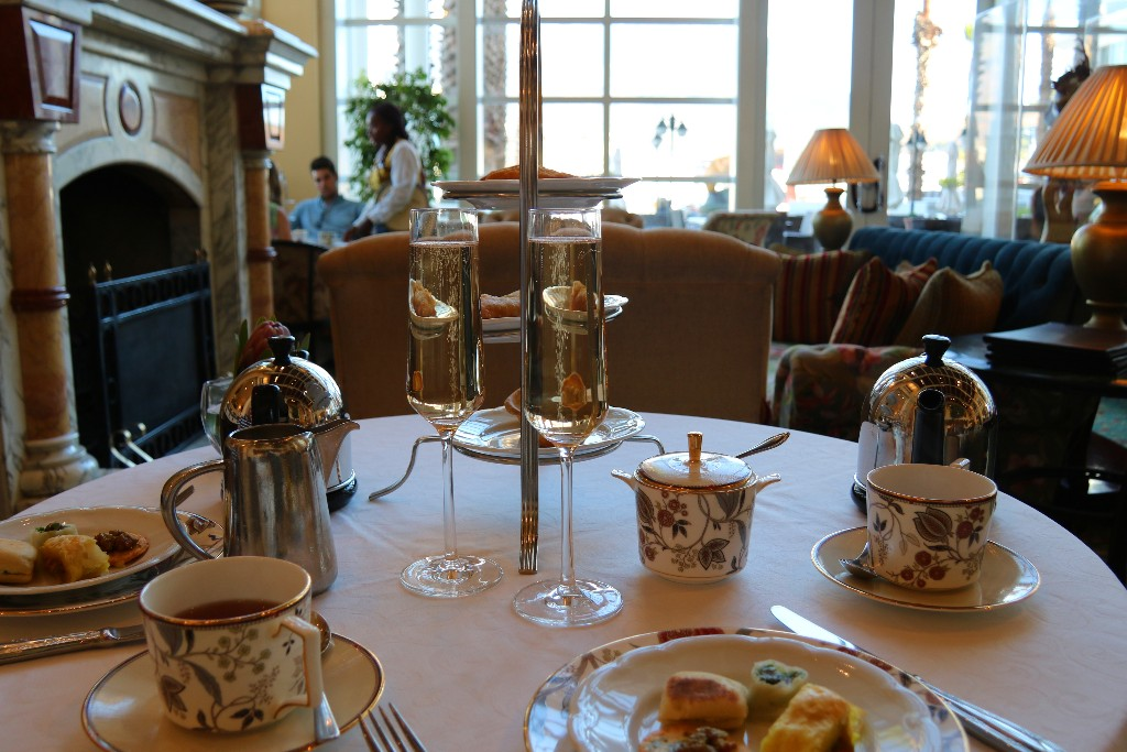 Afternoon Tea i Kapstaden – Table Bay Hotel