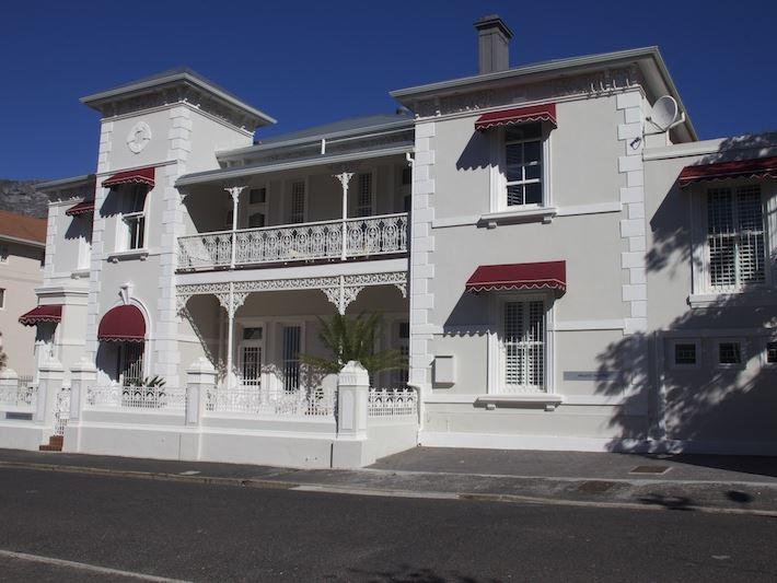 Var ska man bo i Kapstaden?